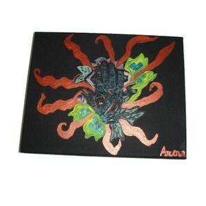 Palmistry Art Reiki Energy Art vision